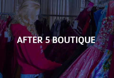 Click to learn more about the After 5 Boutique