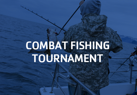Click to learn more about the Combat Fishing Tournament