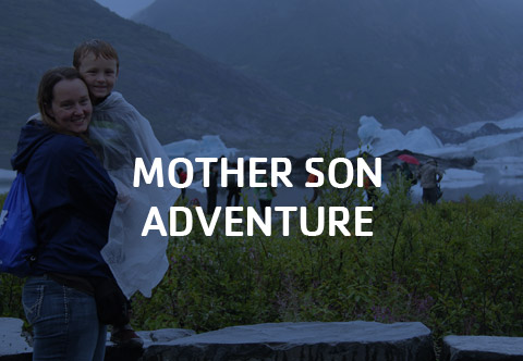 Click to learn more about our Mother Son Adventure