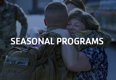 click to learn more about ASYMCA's seasonal programs