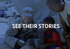 Read stories from the people we serve