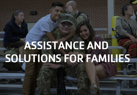 Click to learn about assistance programs and solutions for families