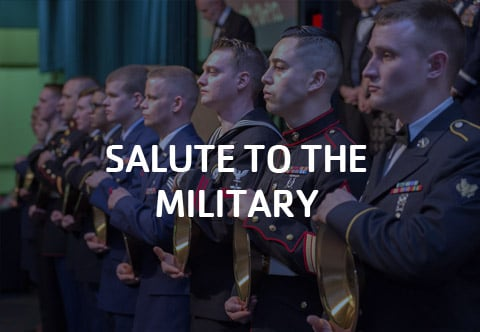 Click for more information on the ASYMCA Salute to the Military