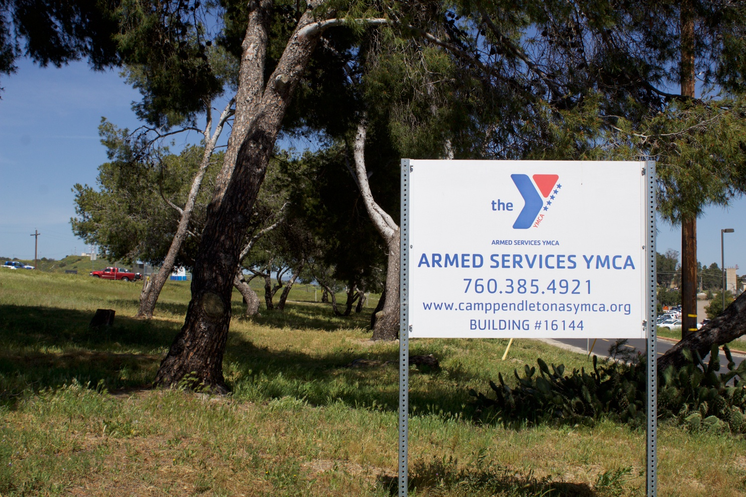 camp pendleton asymca office