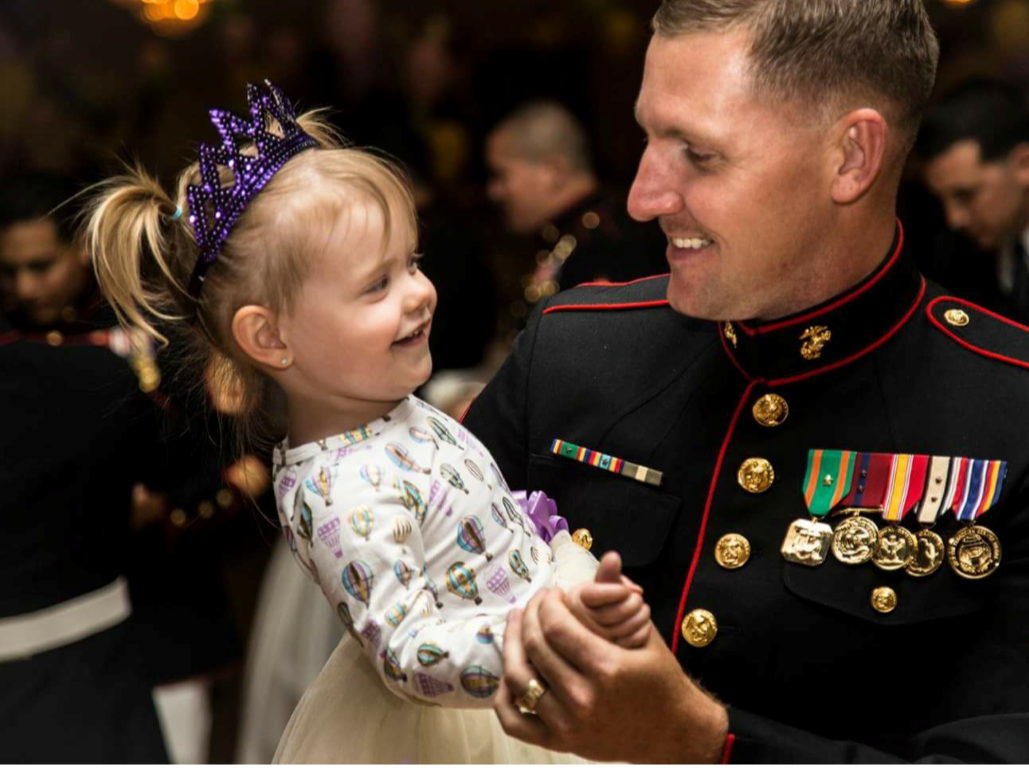 camp pendleton asymca father daughter dance