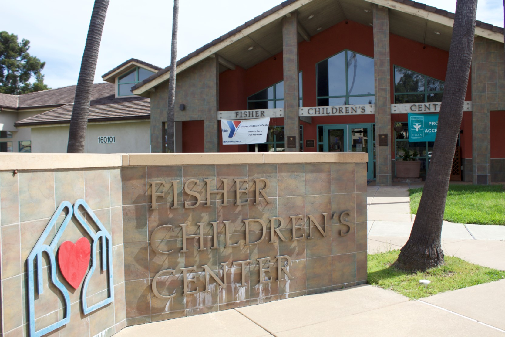 camp pendleton asymca fisher children's center