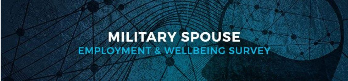 Military Spouse Employment Wellbeing Survey