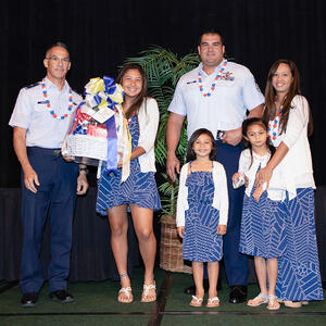 Celelbrating the Military Family