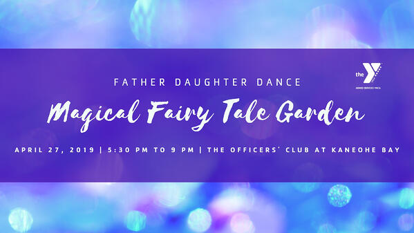 Father Daughter Dance MCBH