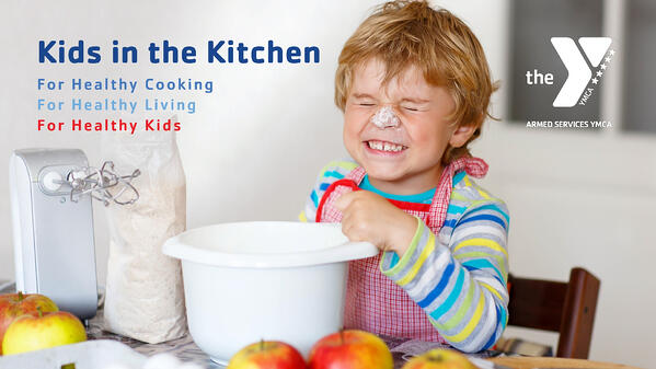 Kids in the Kitchen Events Page
