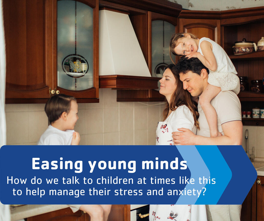 Parent Tips for Managing Anxiety