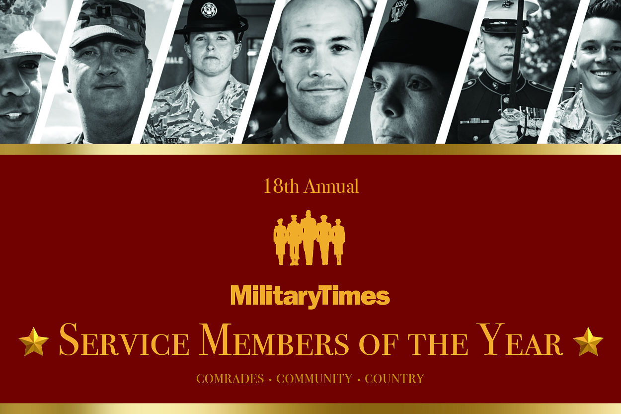 Service Member of the Year