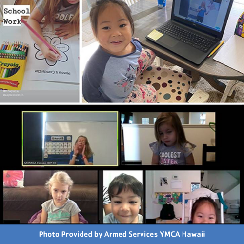 Photo Provided by Armed Services YMCA Hawaii