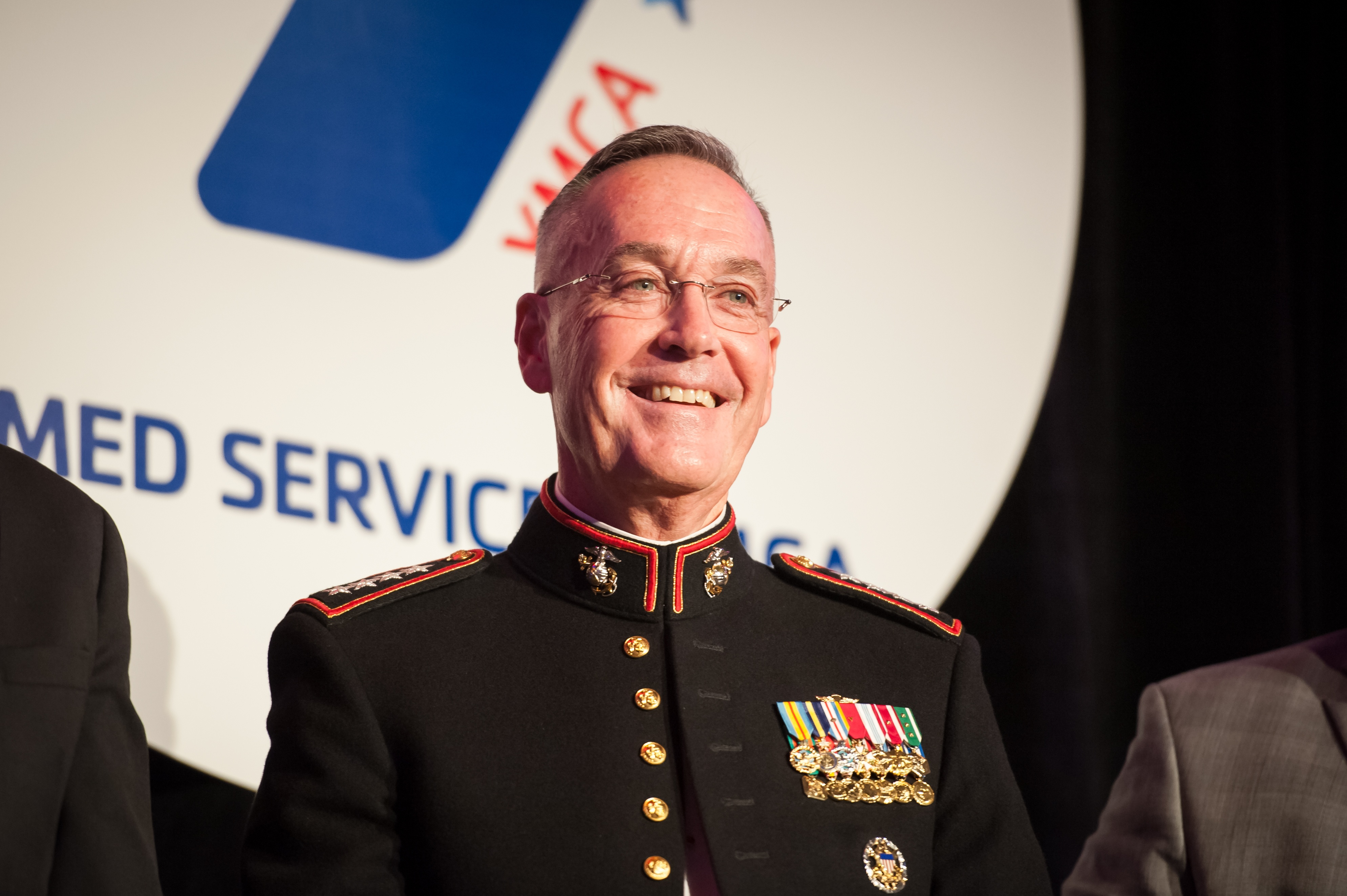 General Joseph Dunford - Guest speaker at the 2016 Angels of the Battlefield Awards Gala