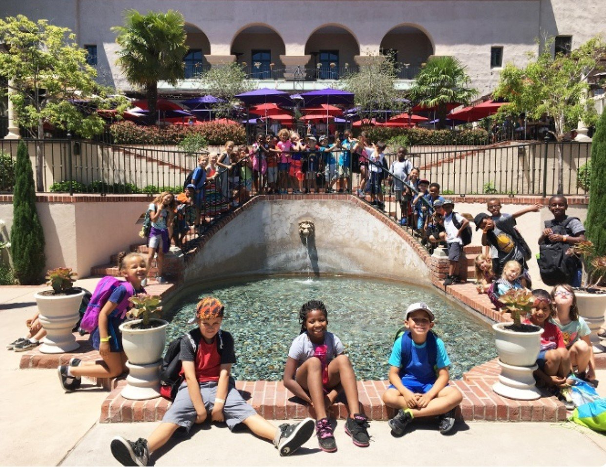 San Diego Family Youth Enrich Photo