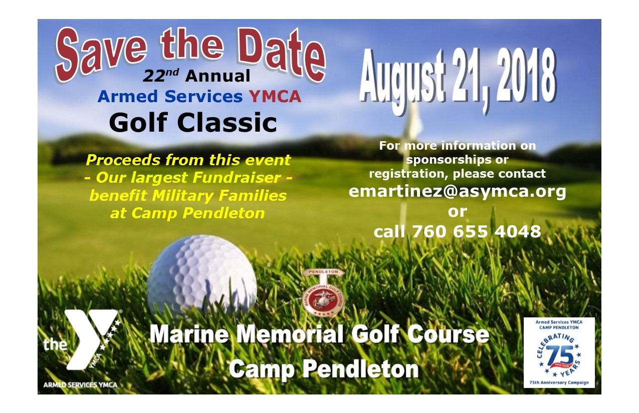 golf updated save the date