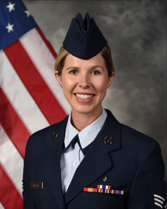 Airman Linda Wilson, ASYMCA Angels of the Battlefield Honoree 2018